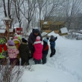 Фотоотчет об акции «Покормите птиц зимой!»