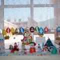 Фотоотчёт с выставки «Весёлый Снеговик».