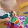 Игрушки раннего развития своими руками 2