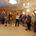 «Честный поединок». Спортивно-музыкальный семейный праздник в средней группе, посвящённый Дню защитника Отечества
