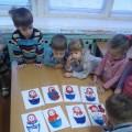 НОД во второй младшей группе «Русская народная игрушка— матрешка»