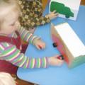 Дидактическая игра по сенсорике для детей 2–3 лет