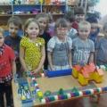 Мастерим макет детского сада и проходящей мимо дороги для изучения ПДД