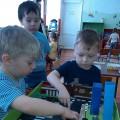 Макет для изучения ПДД с младшими дошкольниками