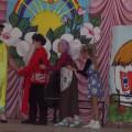 Фотоотчет «Поход на театральное представление в школу»