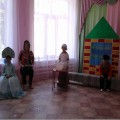 Фотоотчет. Драматизация сказки «Колобок» в детском саду