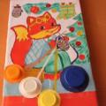 Дидактическая игра «Разноцветные клубочки» для детей младшего дошкольного возраста