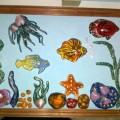 Картины из гипса «Подводный мир»
