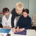 Мастер-класс для воспитателей: филигрань из шпагата «Веер из джутовых ниток»