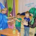 Фотоотчет о театрализованном представлении «Волшебница вода» для детей дошкольного возраста