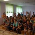 Фотоотчет об общем родительском собрании на новый учебный год в детском саду