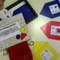 Дидактическая игра лото с блоками Дьенеша «Кто в домике живёт?»