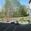 Фотоотчёт «Школа маленького пешехода»