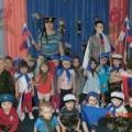 Спортивный досуг во второй младшей группе «Мы солдаты— бравые ребята»