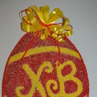 «Пасхальное яйцо» на конкурс «Пасхальная палитра»