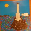 Выставка поделок детского творчества (совместная работа детей и родителей)