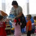 Занятия по сенсорному развитию детей первой младшей группы «КисонькаМурысенька в гостях у ребят»