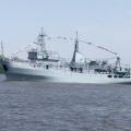 Фоторепортаж «Военно-морской парад Каспийской флотилии»