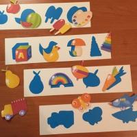 Дидактические игры и пособия для детей с ослабленным зрением