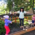 Летний физкультурно-оздоровительный праздник: «Ясно Солнышко, мой друг, выходи скорей на луг»