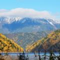 Золотая осень в Хакасии