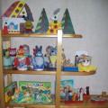 Разные виды театра в детском саду