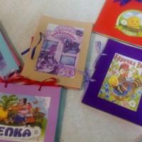 Книжки-малышки своими руками