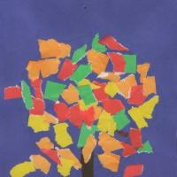 Конспект НОД по обрывной аппликации «Осеннее дерево» для второй младшей группы