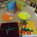 Мастер-класс «Изготовление книжки— малышки»