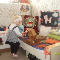 Приобщение детей к истокам русской народной культуры средствами театрализованной деятельности