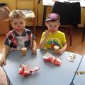 Фотоотчет праздника 1 апреля-День радости и смеха в детском саду