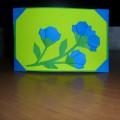 Мастер-класс «Рамочка с подставкой (для открытки)»