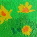 Творческие работы детей «Цветы Крыма»