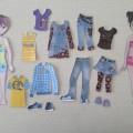 Мастер-класс по изготовлению многофункциональной дидактической игры «Дом мод»