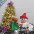 Фотоотчёт о новогоднем утреннике «Приключения Красной Шапочки в новогоднем лесу»