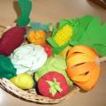 Детско-родительский образовательный проект по формированию представлений об овощах «Чудо-лукошко»
