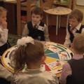 Конспект игры-занятия по познавательно-коммуникативному развитию в подготовительной группе в форме игры «Что? Где? Когда?»