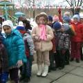 Викторина для дошкольников, посвящённая году Российского кино (фотоотчёт)