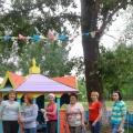 Взаимодействие с родителями по подготовке участка к летнему периоду (благоустройство участка)