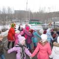 «К нам весна-красна идет!» Сценарий фольклорного развлечения для детей средней, старшей, подготовительной группы.