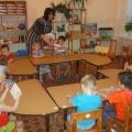 Конспект ОД по познавательному развитию в 1 младшей группе «В гости к Мишке»