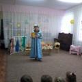 Театрализованное представление сказки «Кошкин дом» по мотивам произведения детского писателя Самуила Яковлевича Маршака
