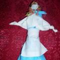 Кукла Рябинка»