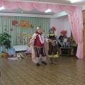 Фотоотчет тематического развлечения «Осенние посиделки у Царя Гороха»