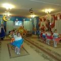 Проект по приобщению дошкольников к истокам национальной культуры через русские традиции, народные праздники и народные игры