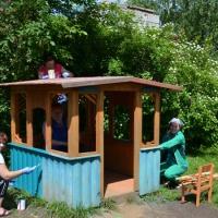 Фотоотчет «Лето в детском саду»