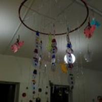 Выставка поделок, выполненная совместно с родителями «Новогодние чудеса»