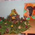 «Осень в нашей группе» (выставка осенних поделок и оформление группы)