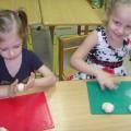 Конспект занятия по лепке из соленого теста с детьми средней группы «Новогодняя игрушка обезьянка на ёлку»
