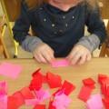 Мастер-класс. Модульное <em>модульное оригами роза</em> оригами «Сердечко для любимой мамочки ко Дню Святого Валентина»